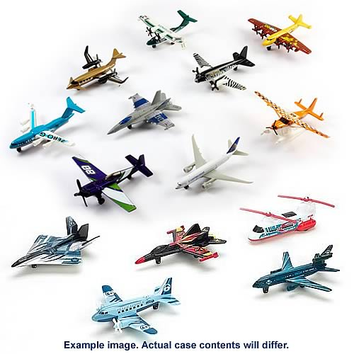 Matchbox Sky Busters Case