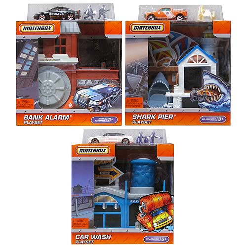 Matchbox Playset Assortment