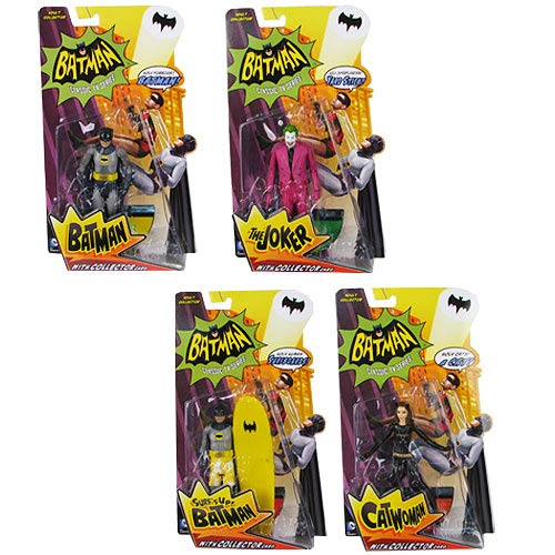 Batman Classics 1966 TV Series Wave 3 Figure Case
