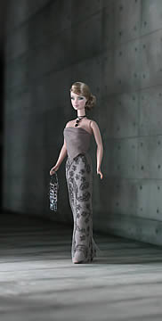 Armani Gown Barbie