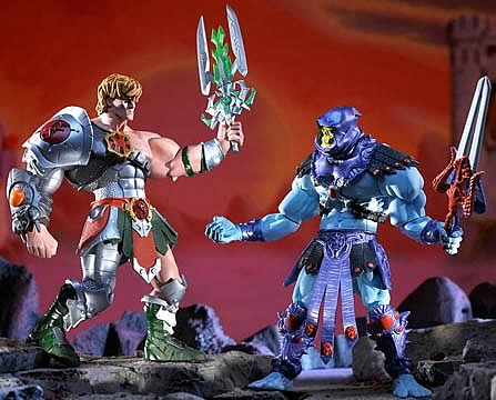 He-Man 12 inch Figure Set