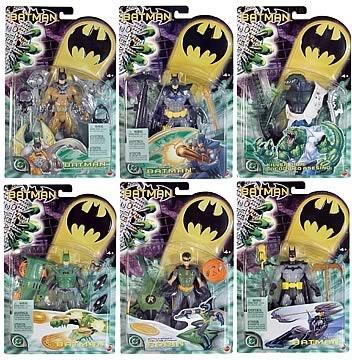 Batman 6-inch Figure Asst. E