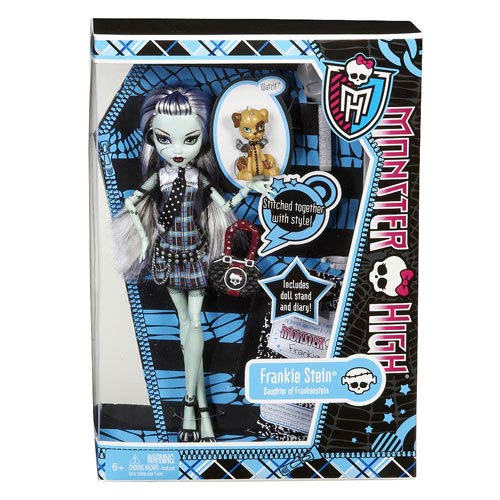Monster High Frankie Stein Original Basics Doll