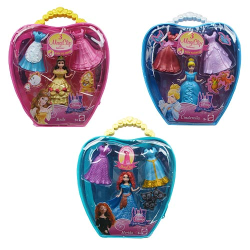 Disney Princesses MagiClip Vinyl Bag Case