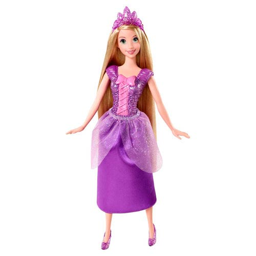 Disney Sparkle Princess Rapunzel Doll