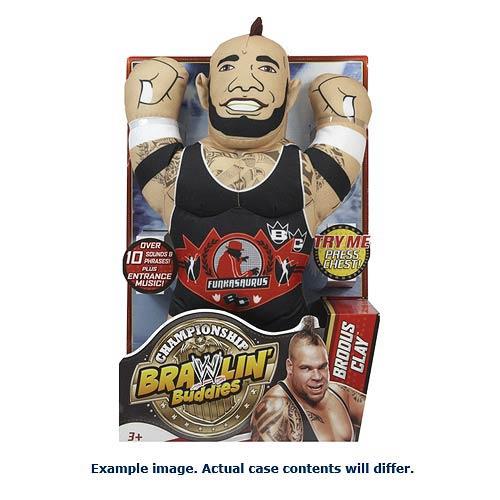 WWE Brawlin' Buddies Case