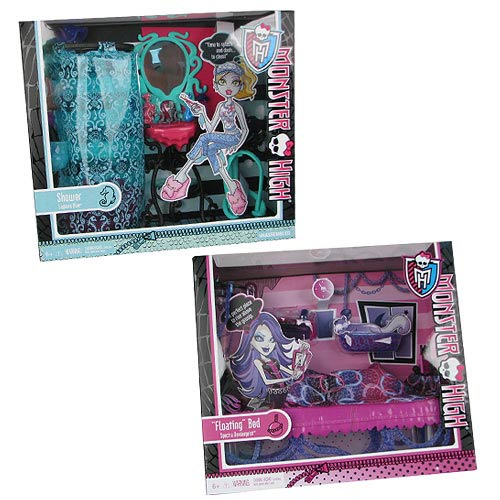 Monster High Classic Accessory Assortment Case
