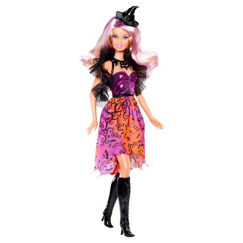 Barbie Halloween 2013 Doll