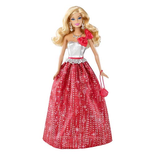 Barbie Holiday Wishes 2013 Caucasian Doll