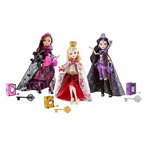 Ever After High Legacy Day Dolls Case