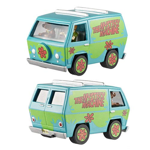 Scooby-Doo Elite One 1:50 Scale Die-Cast Mystery Machine