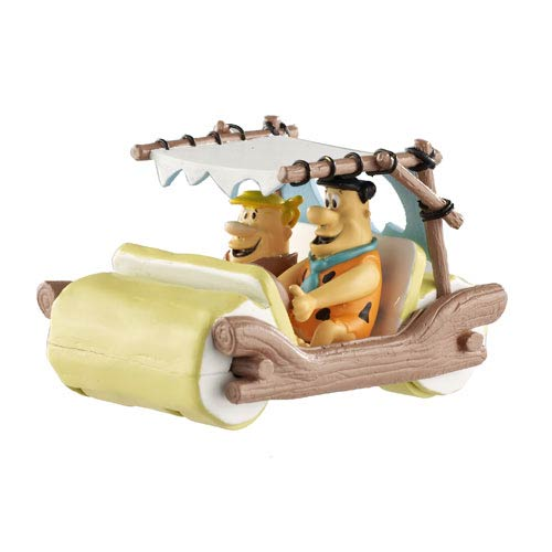 Flintstones Elite One 1:50 Scale Die-Cast Flintmobile