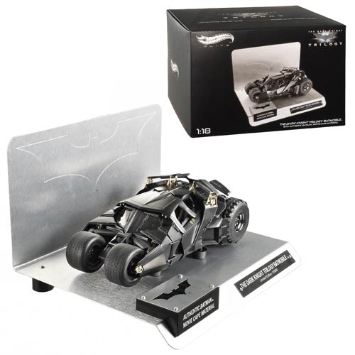 Batman DKR Elite Cult Classic 1:18 Scale Die-Cast Batmobile