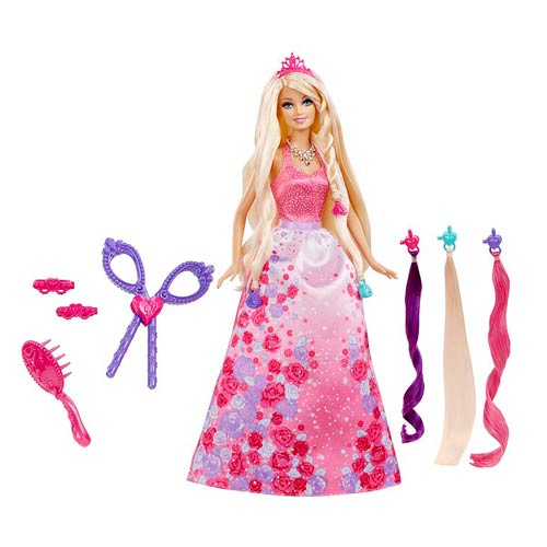 Barbie Cut and Style Doll