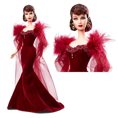 Gone with the Wind Barbie as Scarlett O'Hara Doll