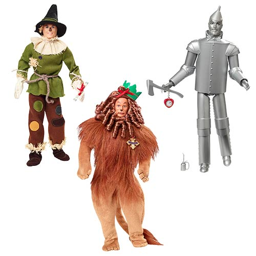 Wizard of Oz Barbie Dolls Set