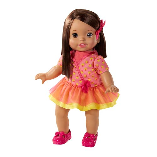 Little Mommy Sweet As Me Ballet Hispanic Doll