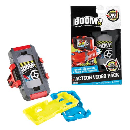BOOMco. Action Video Pack