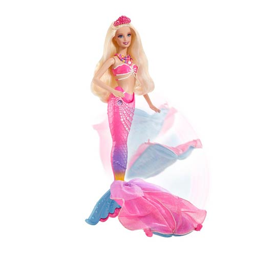 Barbie Pearl Princess Barbie Mermaid Doll