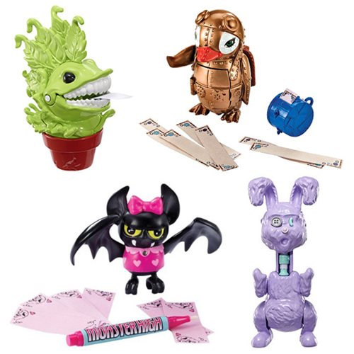 Monster High Secret Critters Case