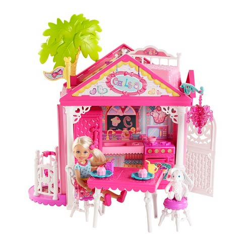 Barbie Chelsea Clubhouse Playset