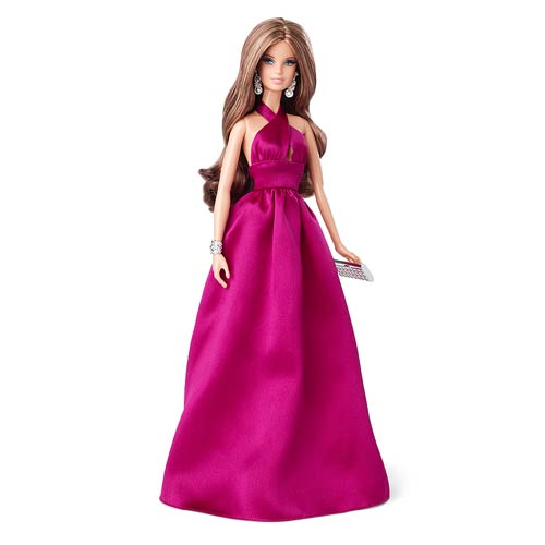 The Barbie Look Purple Gown Barbie Doll