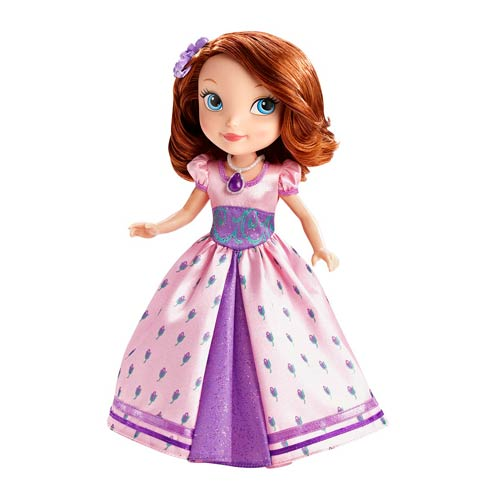 Sofia the First 10-Inch Royal Fashion Doll
