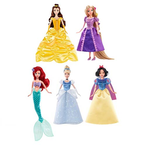 Disney Signature Collection Doll Case