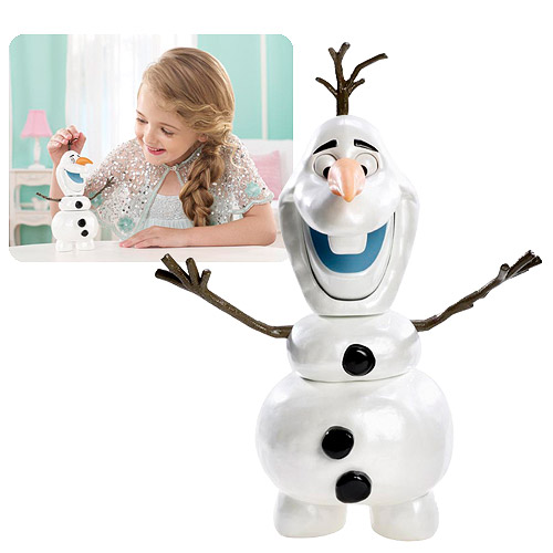 disney frozen olaf figure mattel frozen action figures at entertainment earth. Black Bedroom Furniture Sets. Home Design Ideas