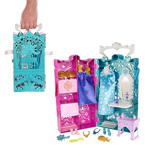 Disney Frozen Dual Wardrobe