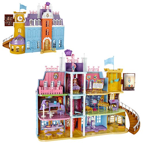 Sofia the First Royal Prep Academy Playset