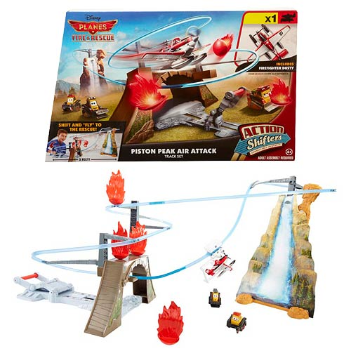 Planes Fire and Rescue Playset