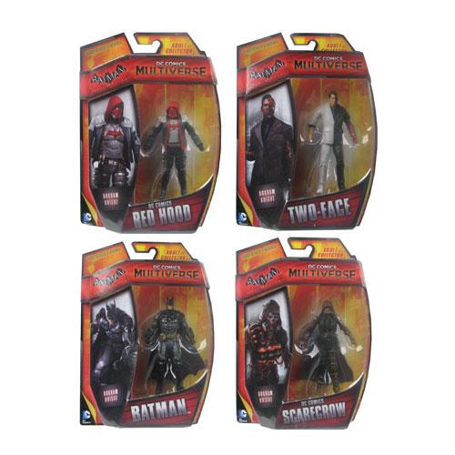 Batman DC Comics Multiverse 4-Inch Action Figure Wave 3 Case