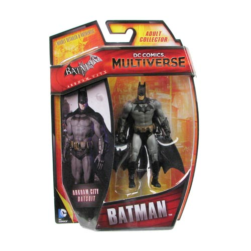 DC Comics Multiverse Batman Arkham City 4-Inch Action Figure