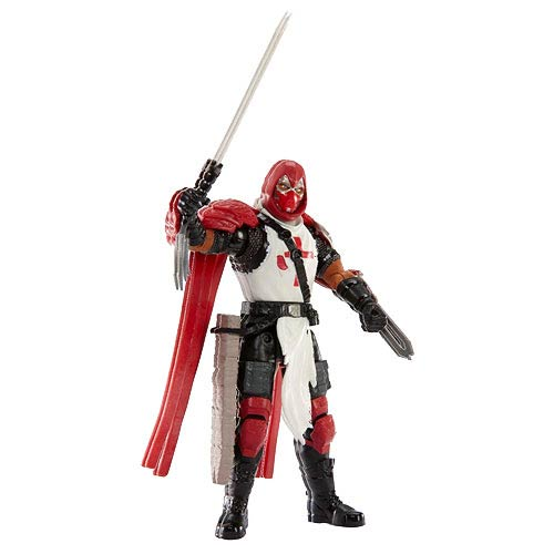 DC Comics Multiverse Azrael 4-Inch Action Figure