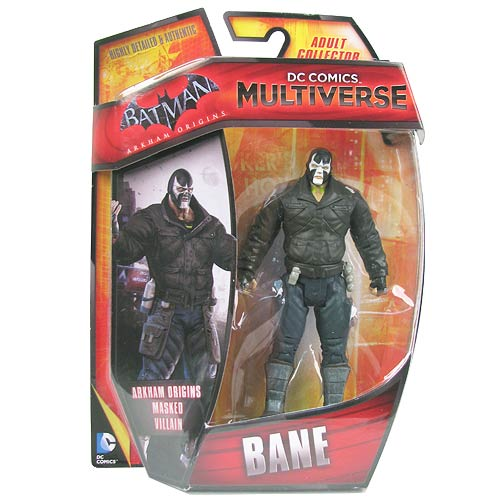 DC Comics Multiverse Bane 4-Inch Action Figure