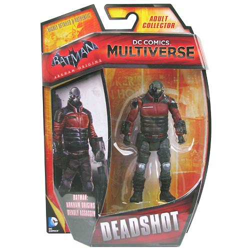 DC Comics Multiverse Deadshot 4-Inch Action Figure