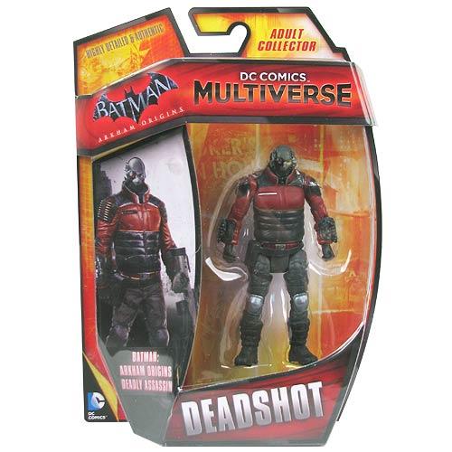 DC Comics Multiverse Deadshot 4-Inch Action Figure