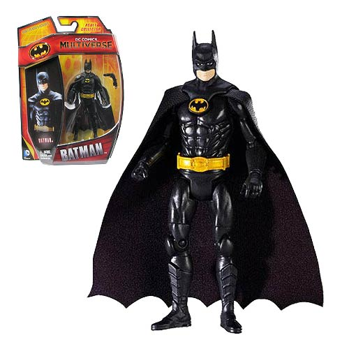 DC Comics Multiverse Batman 1989 Movie Action Figure