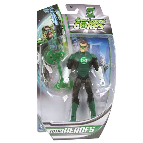 DC Total Heroes Green Lantern 6-Inch Action Figure