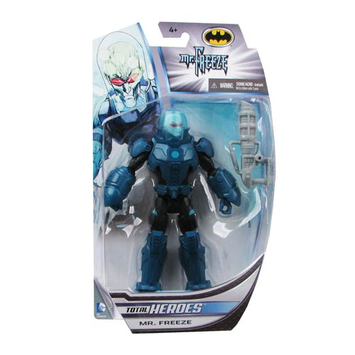 DC Total Heroes Mr. Freeze 6-Inch Action Figure