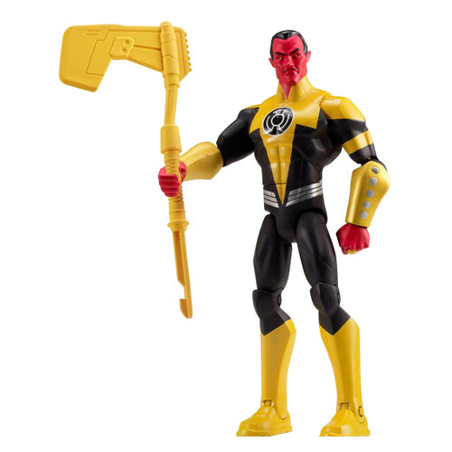 DC Total Heroes Sinestro 6-Inch Action Figure