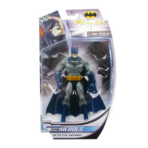 DC Total Heroes Detective Batman 6-Inch Action Figure