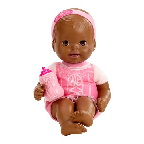 Little Mommy Baby So New Dancer African American Doll