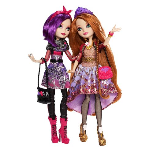 Ever After High Holly and Poppy O'Hair Sisters Dolls 2-Pack