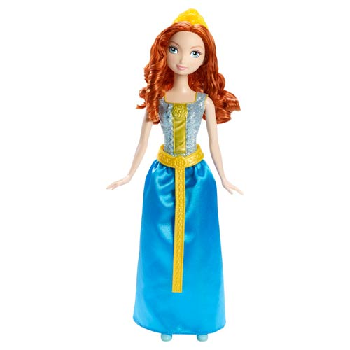 Brave Disney Princess Merida Sparkling Doll