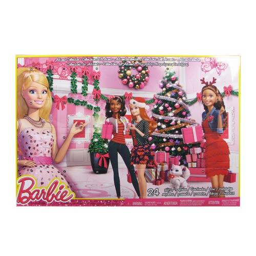 Barbie Advent Calendar 2014