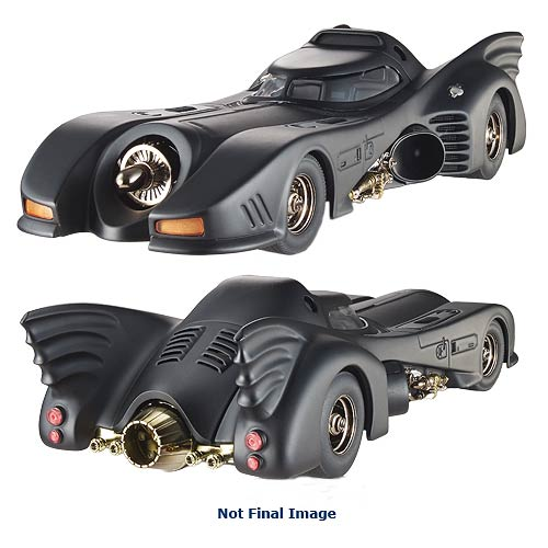 Batman Returns Batmobile Elite Cult Classics 1:18 Vehicle