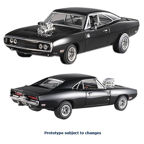 Fast and Furious 1970 Dodge Charger 1:43 Hot Wheels Elite