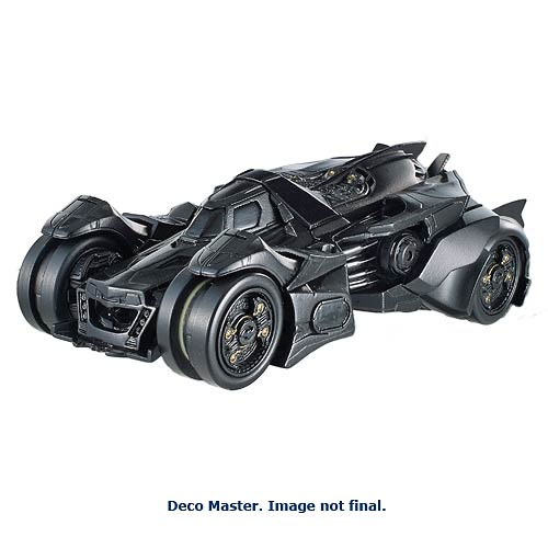 Batman New Batmobile 1:43 Scale Hot Wheels Elite Vehicle